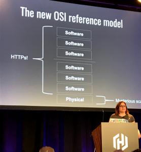New OSI Model